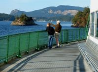 San Juan Islands: #4 For World's Top Ten Ferry Boat Rides