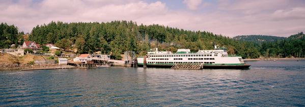 Lopez Island Ferry Cost